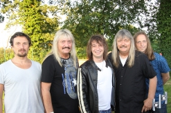 The Tweens - Raffa, Werner, Michael, Manfred und Nils