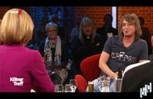 Michael als Talkgast beim Kölner Treff